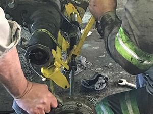 roadside truck repair Roanoke