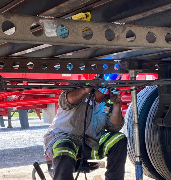 Sheets & Wolfe Truck and Trailer Repair in Roanoke, VA